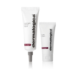 overnight retinol repair with buffer cream